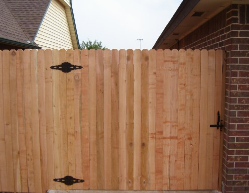 how to build a shadow box fence video