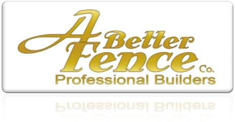 A Better Fence Construction Company logo