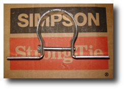 Simpson Brackets 2 3/8