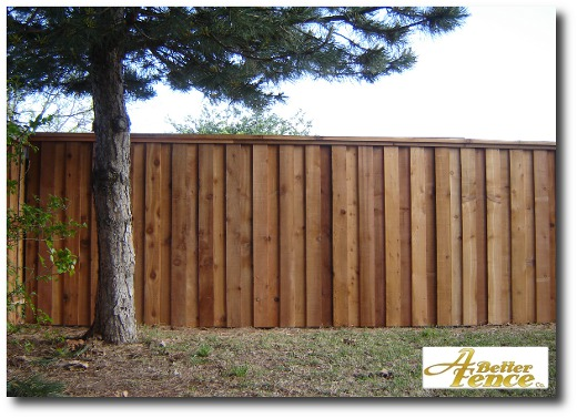 Wood Board Fence Designs