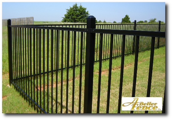 Ornamental iron majestic 2 rail