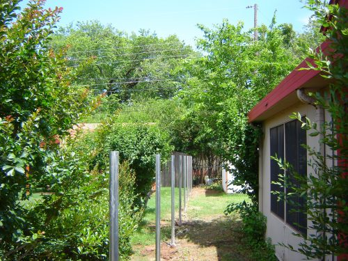 Installing Fence Posts Let Us At A Better Fence