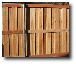 Decorative panel backside, we built in Oklahoma City, Oklahoma, November 23, 2009