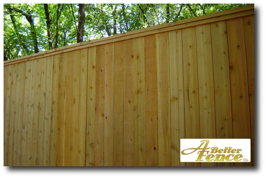 Wooden Privacy Fence Plans
