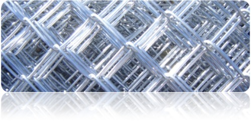 New GAW chain link wire mesh