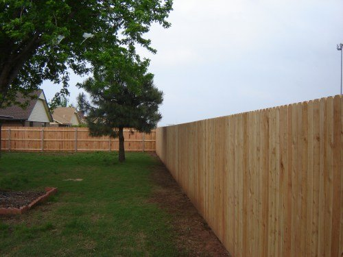 Privacy fence pictures